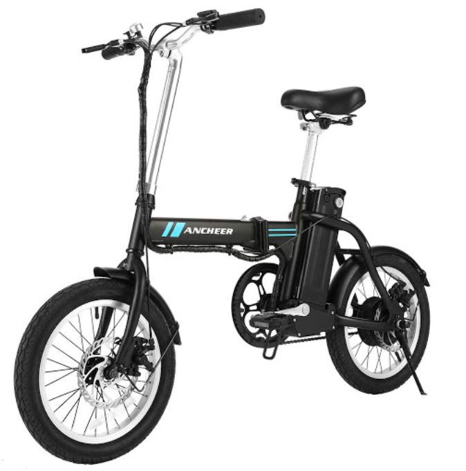 ANCHEER Cheap Folding E-bike