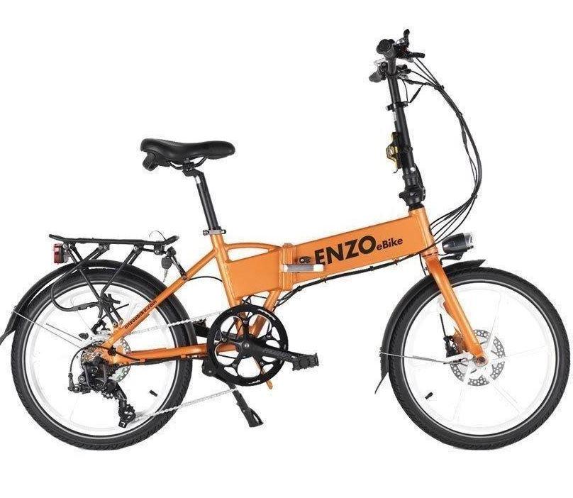 Enzo Folding Electric Bike