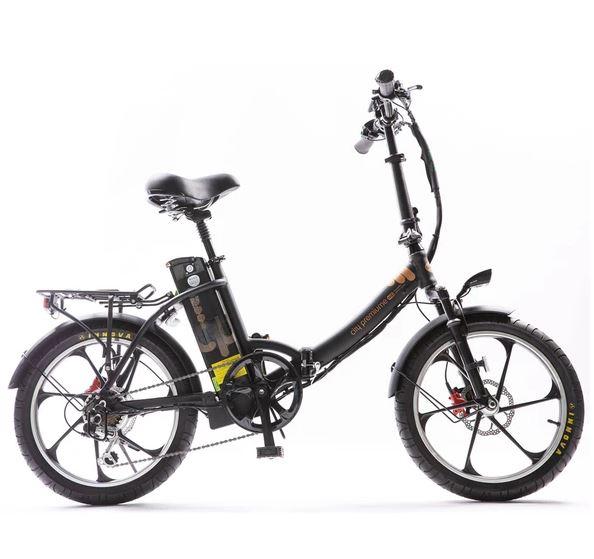 Green Bike City Premium Low-Step Folding Electric Bike