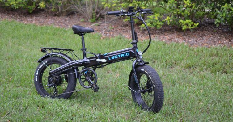 Lectric XP Folding Electric Bike