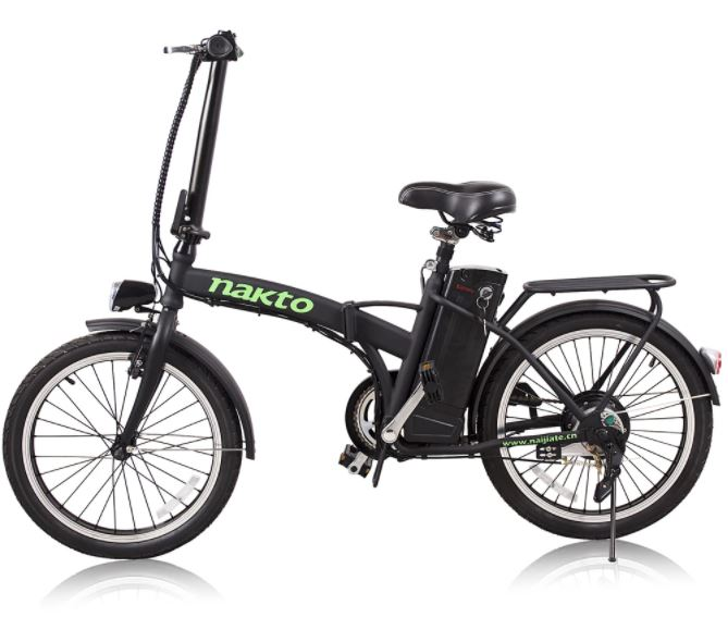 Nakto City Electric Bike