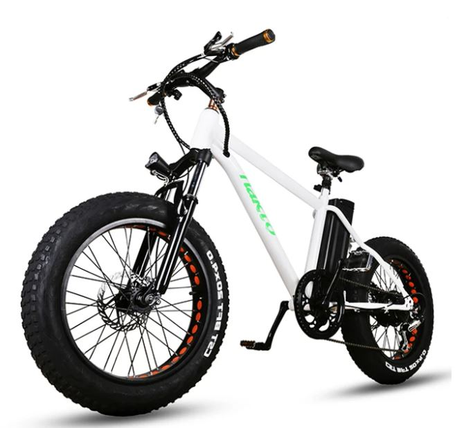 Nakto Mini Cruise Fat Tire E-Bike