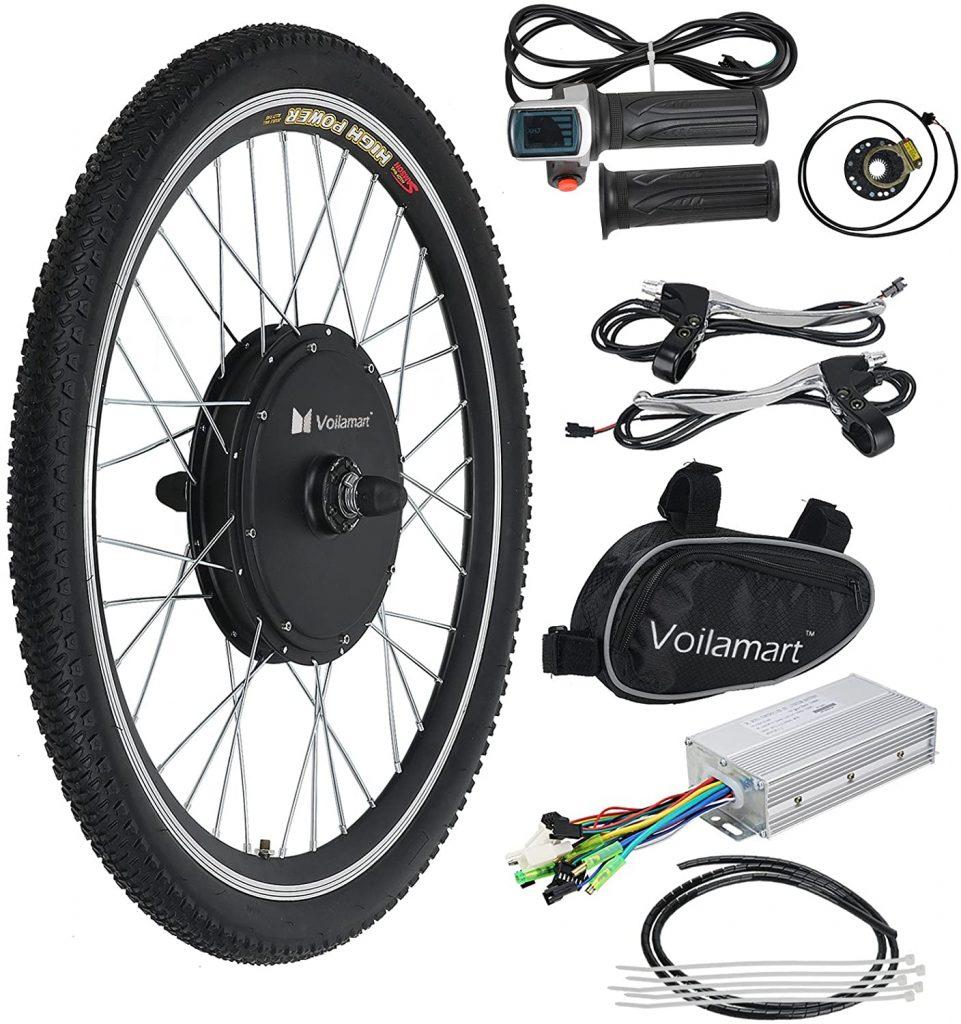 Voilamart Front Wheel Kit