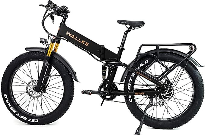 W Wallke X3 Pro26 Fat tire e bike
