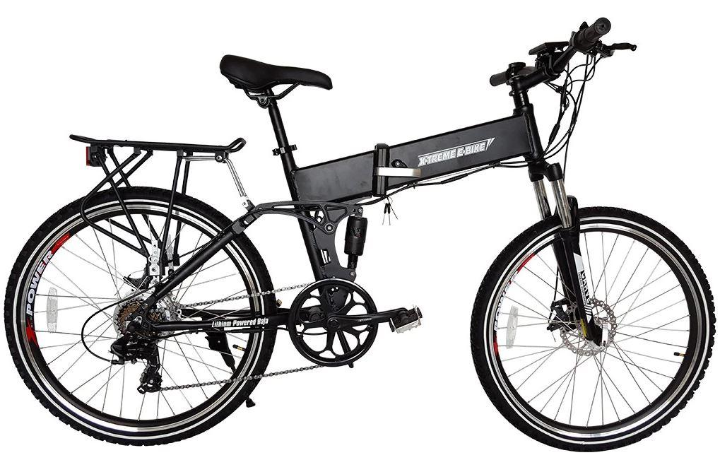 X-Treme Baja 48 Folding Electric Bike