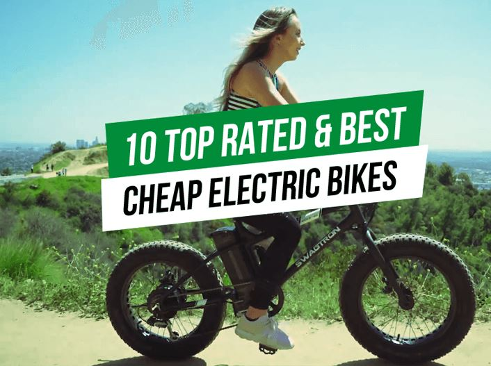 best cheap electric bikes